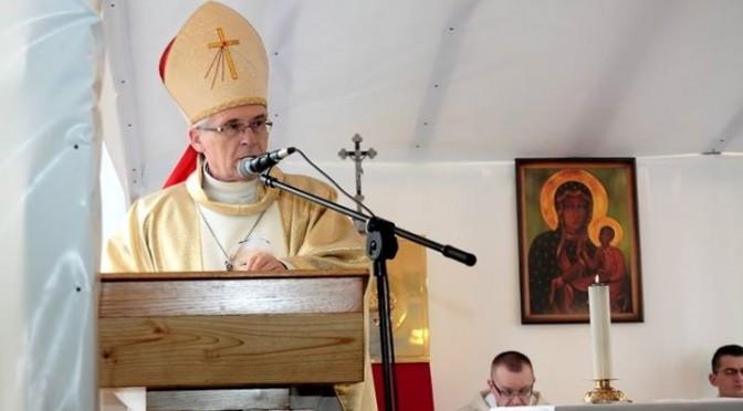 List Bpa Kazimierza na Wielki Post