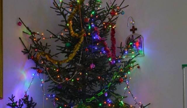 Bożonarodzeniowo dla Dobrodziejów