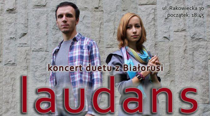 Koncert zespołu LAUDANS
