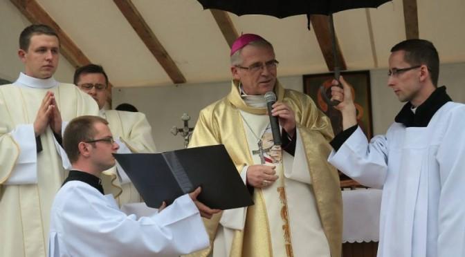Biskup Kazimierz na Wielki Post